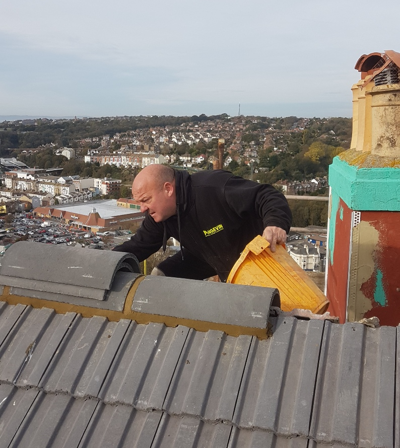 Angevin Roofing Brighton