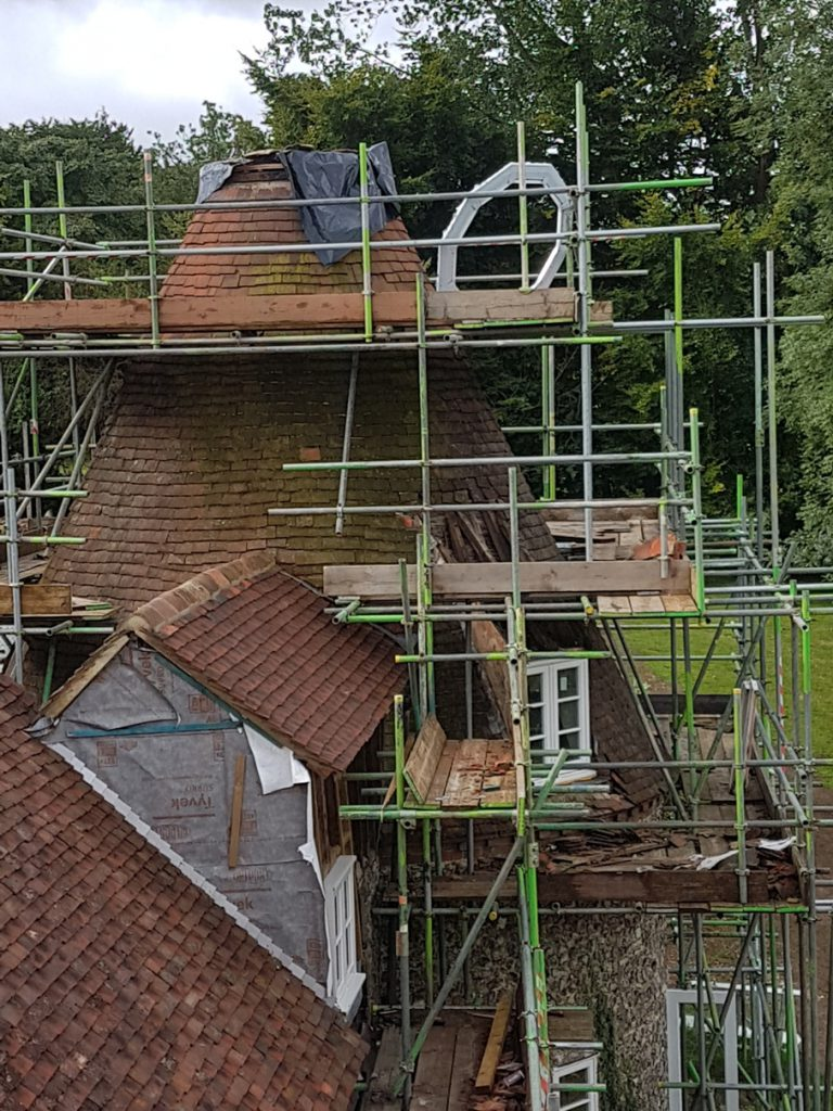 roof maintenance services sussex kent