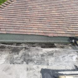 Poorly maintained prior to new GRP